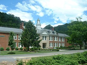 Grundy, Virginia - The Appalachian School of Law is located in Grundy. The school opened its doors to students in 1997.