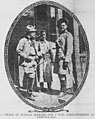 A COUPLE OF RUSSIAN OFFICERS AND A WAR CORRESPONDENT AT NEWCHWANG.jpg