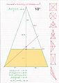 A Dreieck Flächenhalbierung Triangle halve area 01.jpg