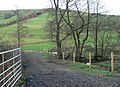 A New Track - geograph.org.uk - 314124.jpg