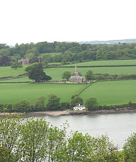 A View of Llanedwen, Ynys Mon - geograph.org.uk - 227587.jpg