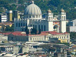 San Salvador – Veduta