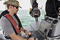A member of an unmanned underwater vehicle (UUV) detachment with U.S. Navy Commander Task Group (CTG) 56 130611-N-AZ907-075.jpg