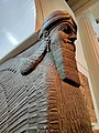 A side picture of Lamassu from the British Museum.jpg