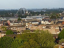 A view across Newport from the Royal Gwent Hospital (2) - geograph.org.uk - 1315636.jpg