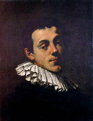 Joseph Heintz the Elder - Portrait of Heintz in 1585 by Hans von Aachen