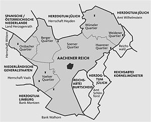 Free Imperial City of Aachen - Free Imperial City of Aachen