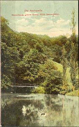Aachtopf - Aachtopf 1910