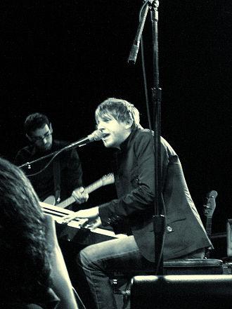 Copeland (band) - Vocalist Aaron Marsh, 2007