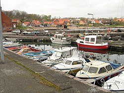 Aarsdale harbour