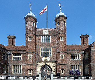 George Abbot (bishop) - Abbot's Hospital in Guildford