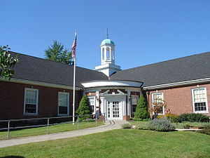 Marblehead, Massachusetts - Abbot Public Library