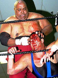 Abdullah the Butcher Wrestler