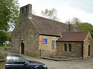 St John's Church, Aberdare - St John the Baptist's Church