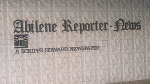 Abilene Reporter-News - Abilene Reporter-News downtown office