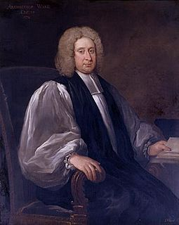 William Wake Archbishop of Canterbury