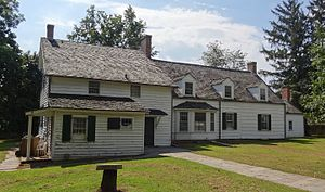 Staats House (South Bound Brook, New Jersey) - Abraham Staats House