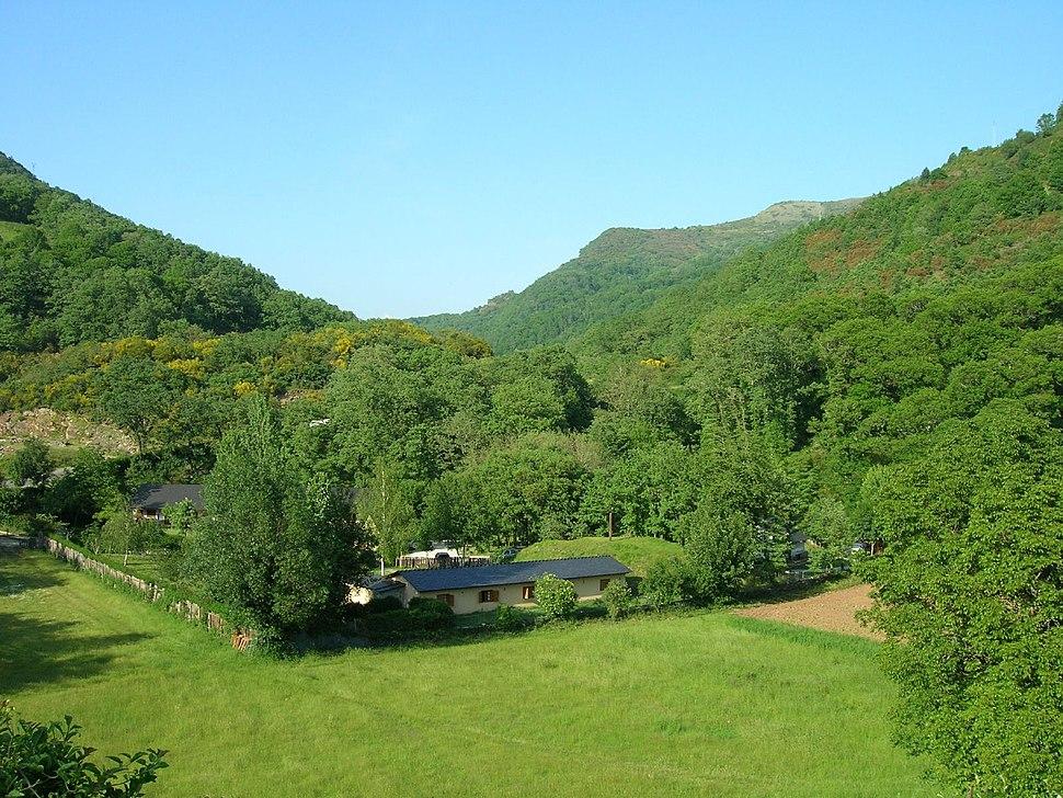 Acampamento Courel, Esperante, Folgoso do Courel, Galiza