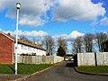 Access road, Little Parl Close, Lyneham - geograph.org.uk - 1187073.jpg