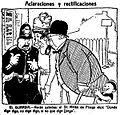 Aclaraciones y rectificaciones, La Voz, 9 de mayo de 1921.jpg