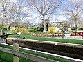 Across the lock - Yarwell - April 2014 - panoramio.jpg