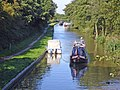 Adlington, Macclesfield Canal from Braddock's Bridge - geograph.org.uk - 263436.jpg