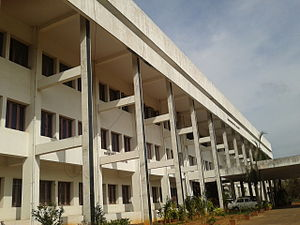 Pondicherry Engineering College - Administrative block