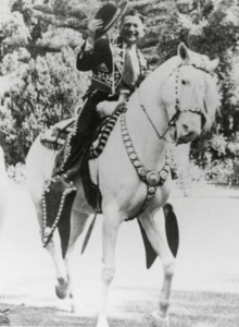 Adolfo Camarillo on a Camarillo White Horse.png