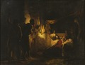 Adoration of the Shepherds (Carl Bloch) - Nationalmuseum - 18355.tif