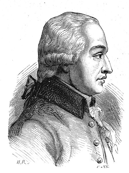 Engraving of François Sebastien Charles Joseph de Croix, Count of Clerfayt