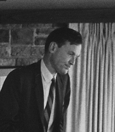 Advisors meeting at Camp David - NARA - 192569 crop William Bundy