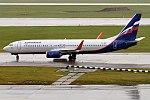 Aeroflot, VP-BPF, Boeing 737-8MC (37631034496).jpg