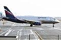 Aeroflot (Far-Eastern Leopards livery), RA-89043, Sukhoi Superjet 100-95B (16460401170).jpg