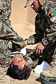 Afghan Army shows medical training 140415-M-MF313-087.jpg