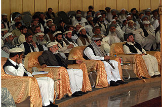 <i>Jirga</i>