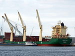 African River (ship, 2011) - IMO 9425174, Port of Antwerp.JPG