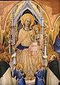 Agnolo gaddi, madonna in trono e santi, 1375, da s.m. novella qa firenze, 04.jpg