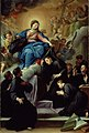 Agostino Masucci - The Madonna with the Seven Founders of the Servite Order - 1977.485 - Art Institute of Chicago.jpg