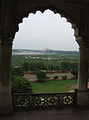 Agra Fort - views inside and outside (19).JPG