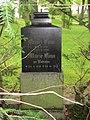 Ahlbeck Grab Finn nahe Kirche 2012-07-04 092.JPG