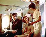 Air Hostess Uniform 1959 Summer 001 (9626678000).jpg