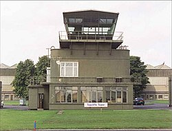 Air Traffic Control, RAF Topcliffe - geograph.org.uk - 430545.jpg