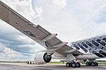 Airbus A350-941 F-WWCF MSN002 ILA Berlin 2016 11.jpg