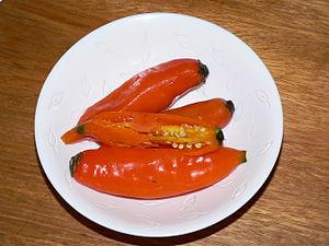 Capsicum baccatum - Ají amarillo