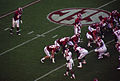 Alabama offense versus Arkansas 09-24-11.jpg