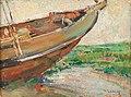 Albert Lebourg - Fishing Boat on the Shore.jpg