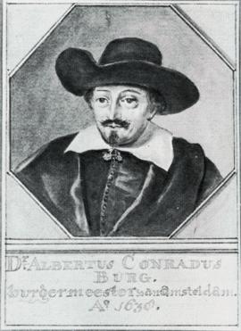 Albert Coenraadsz. Burgh