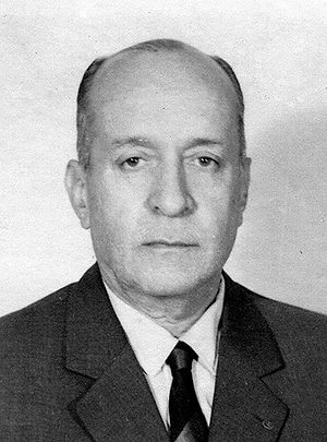 Juan Alberto Montes - Portrait