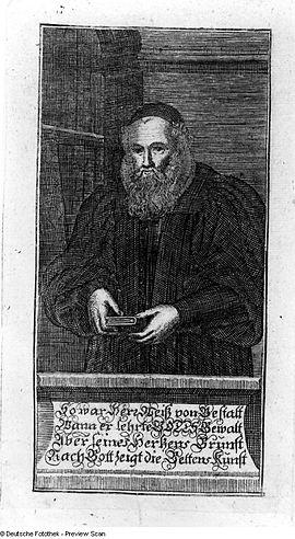 Petrus Albinus