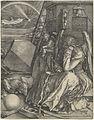 Albrecht Dürer - Melencolia I (NGA 1943.3.3522).jpg